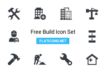 Build Icon Pack