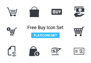 Buy Icon Pack