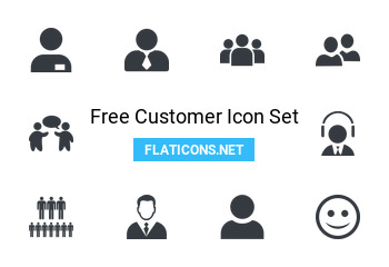 Customer Icon Pack