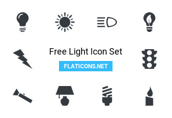 Light Icon Pack